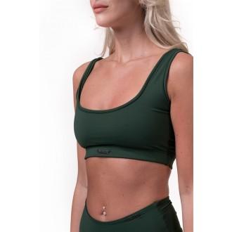 Nebbia Bikini felső Miami Sporty 554 - Sötétzöld
