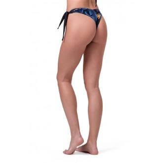 Nebbia Brasil Bikini alsó Earth Powered 557 - Kék
