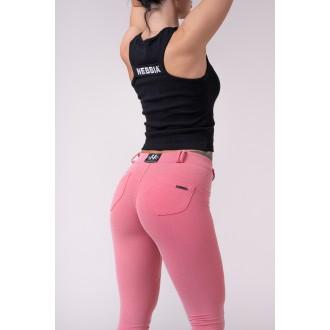 Nebbia Bubble Butt leggings Dreamy Edition 537 - Rózsaszín