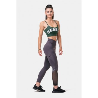 Nebbia Classic HERO Női sportmeltartó 579 - Dark Green