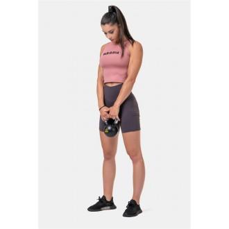 Nebbia Fit & Sporty Női felső 577 - Old Rose