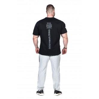 Nebbia hardcore trikó 391 black