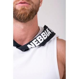 Nebbia kapucnis trikó 173 - Fehér