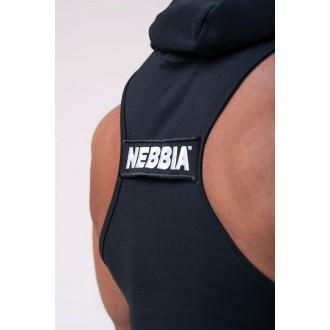 Nebbia kapucnis trikó 173 - Fekete