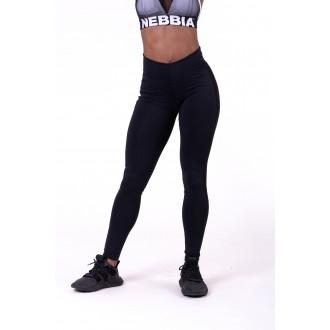 Nebbia leggings Flash-Mesh 663 Fekete
