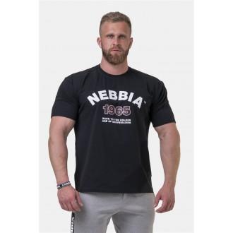 Nebbia Póló Golden Era 192 - Fekete