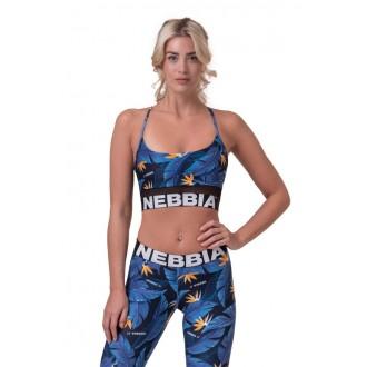 Nebbia Sportmelltartó Earth Powered 565 - Kék