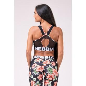 NEBBIA Aloha Babe sportmelltartó 551