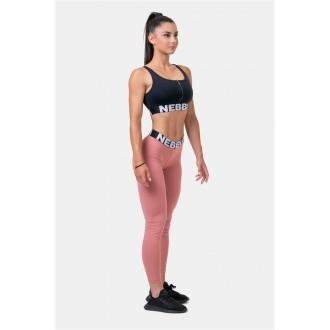 Nebbia Squat HERO Scrunch Butt leggings 571 - Old rose