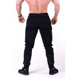 Nebbia melegítő nadrág Gym Hero 153 - Fekete