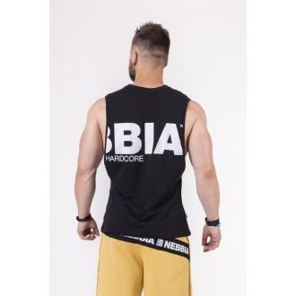 Nebbia trikó Back To The Hardcore 144 - Fekete