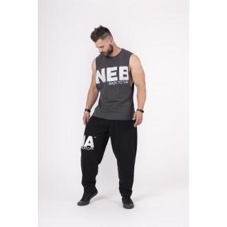 Nebbia trikó Back To The Hardcore 144 - Szürke
