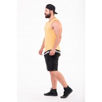 Nebbia trikó Be rebel 141 - Mustár színű