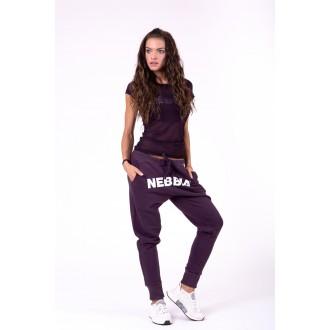 Nebbia trikó Flash-Mesh 665 - Burgundi