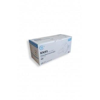 Védőmaszk KN95 FFP2 , légzőmaszk