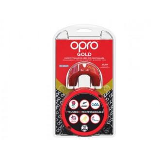 Opro Gold Fogvédő - Piros