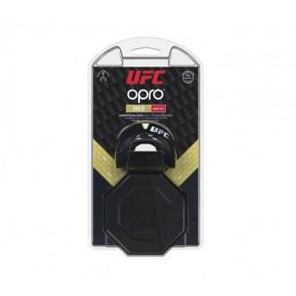 Opro Gold UFC Fogvédő - Fekete