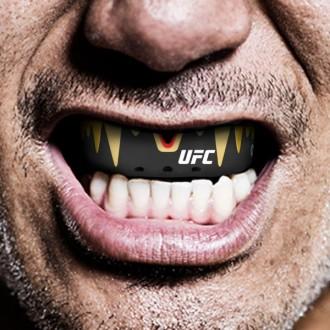 Opro Platinum UFC fogvédő - Arany Fogak