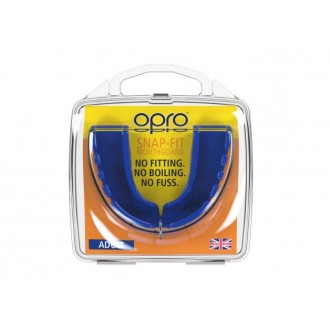 Opro Snap Fit SR Fogvédő - Kék