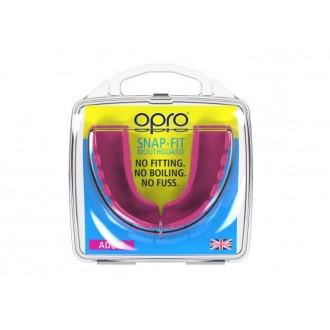 Opro Snap Fit SR Fogvédő - Rózsaszín