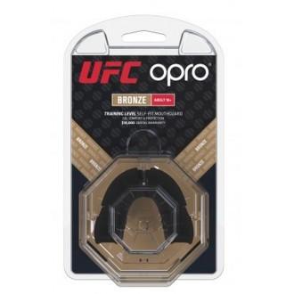 Opro Ufc Bronze Fogvédő - Fekete