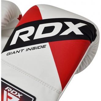 RDX Bokszzsák kesztyű F10 - Fehér