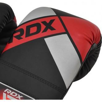 RDX Bokszzsák kesztyű F2 - Piros/Fekete