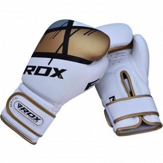 RDX Box Kesztyű F7 Ego - Arany