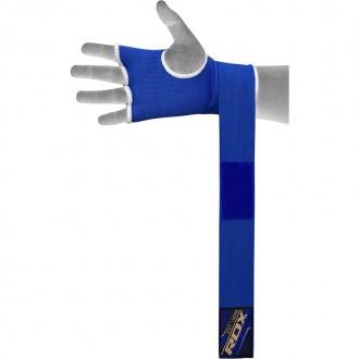 RDX Boksz gél bandázs - Kék