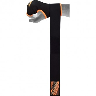RDX Boksz gél bandázs - Narancssárga