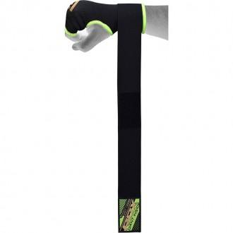 RDX Boksz gél bandázs - Zöld