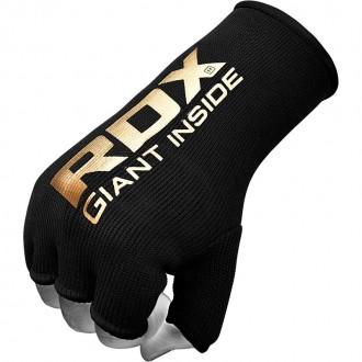 RDX Elasztikus kézbandázs - Fekete