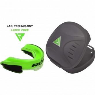 RDX Gél fogvédő -  Zöld