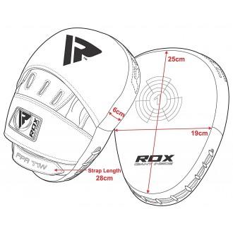 RDX T10 Focus Box Pontkesztyű