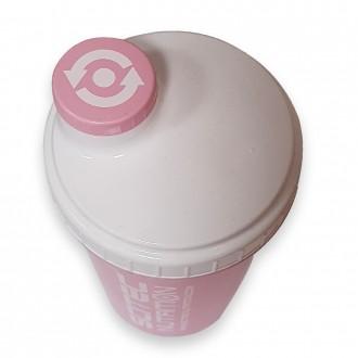 Scitec Nutrition shaker 700ml - Rózsaszín