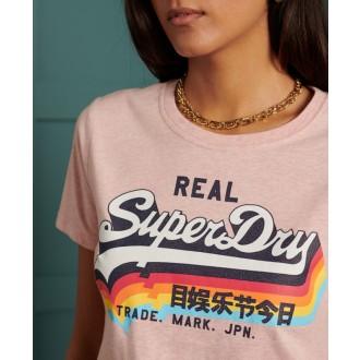 Superdry női póló Vintage Logo